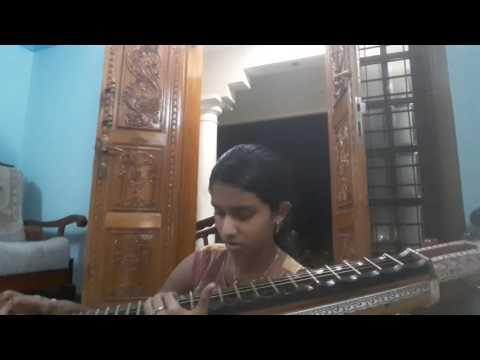 Malare /Evare from Premam in Veena  by...