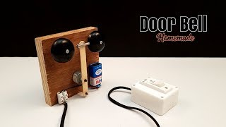 How to Make a Simple Electric Doorbell at Home