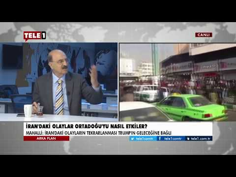 Arka Plan - Erol Mütercimler (7 Ocak 2018) | Tele1 TV