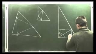 17.3 - Подобные треугольники