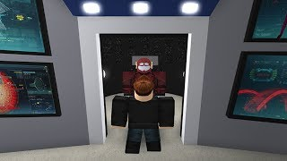 BECOMING A SUPER HERO IN ROBLOX *INSANE*