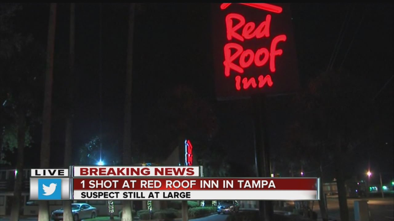 One Hospitalized In Shooting At Busch Blvd. Red Roof Inn Hotel