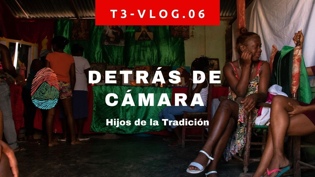 Hijos de la Tradición: Detrás de Cámara - T3 VLOG. 06