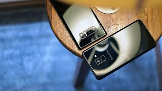 Samsung A8 Plus 2018 vs NOTE 8 - Duel Kamera (Indonesia)