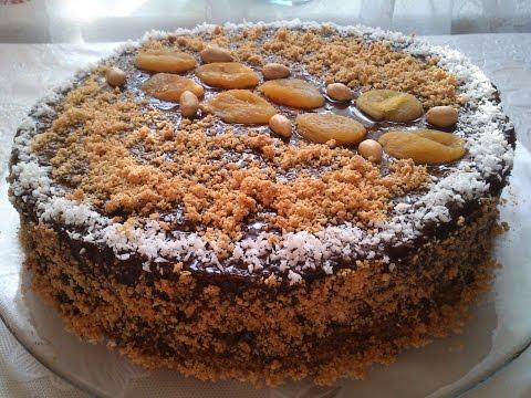 Торт Мелодия очень красивый и вкусный