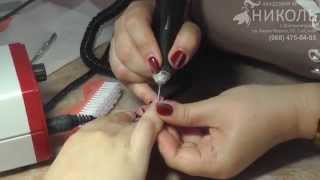 Аппаратный маникюр: курсы аппаратного педикюра и маникюра (Днепропетровск)