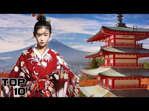 Top 10 Japan Surprising Facts