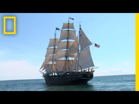 173-Year-Old Whaling Ship Returns to Save Whales