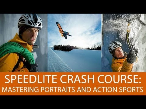 Speedlite Crash Course: Mastering Portraits And Action Sports With Small Strobes
