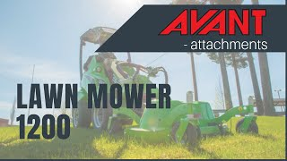 Lawn Mower 1200 3, Avant 300-700 Series attachment Thumbnail
