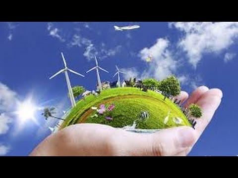 L'utilisation des énergies renouvelables.
