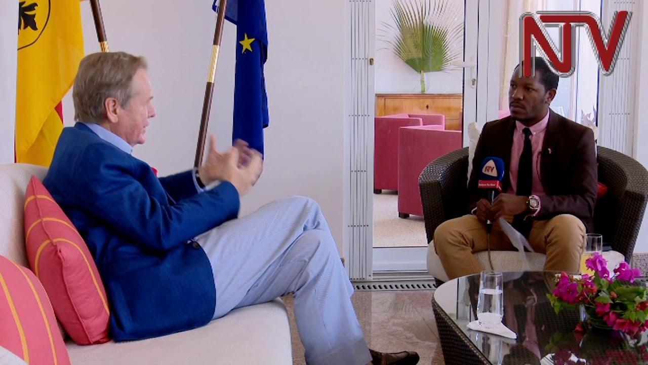 German ambassador warns of possible halt of funding