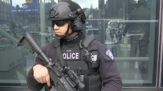 Police ramp up security for NYC Marathon