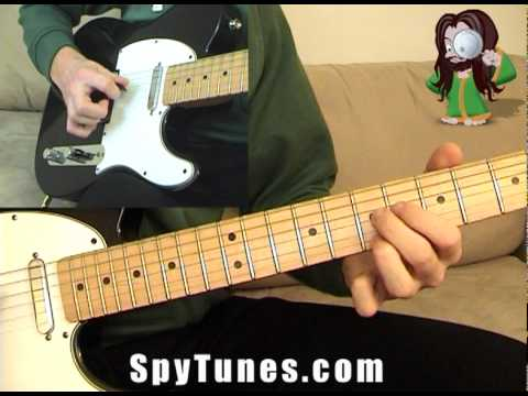 The Stumble Freddie King Guitar Lesson