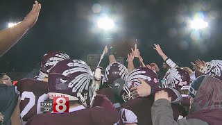 Killingly caps off perfect season, wins Class M title over Joel Barlow