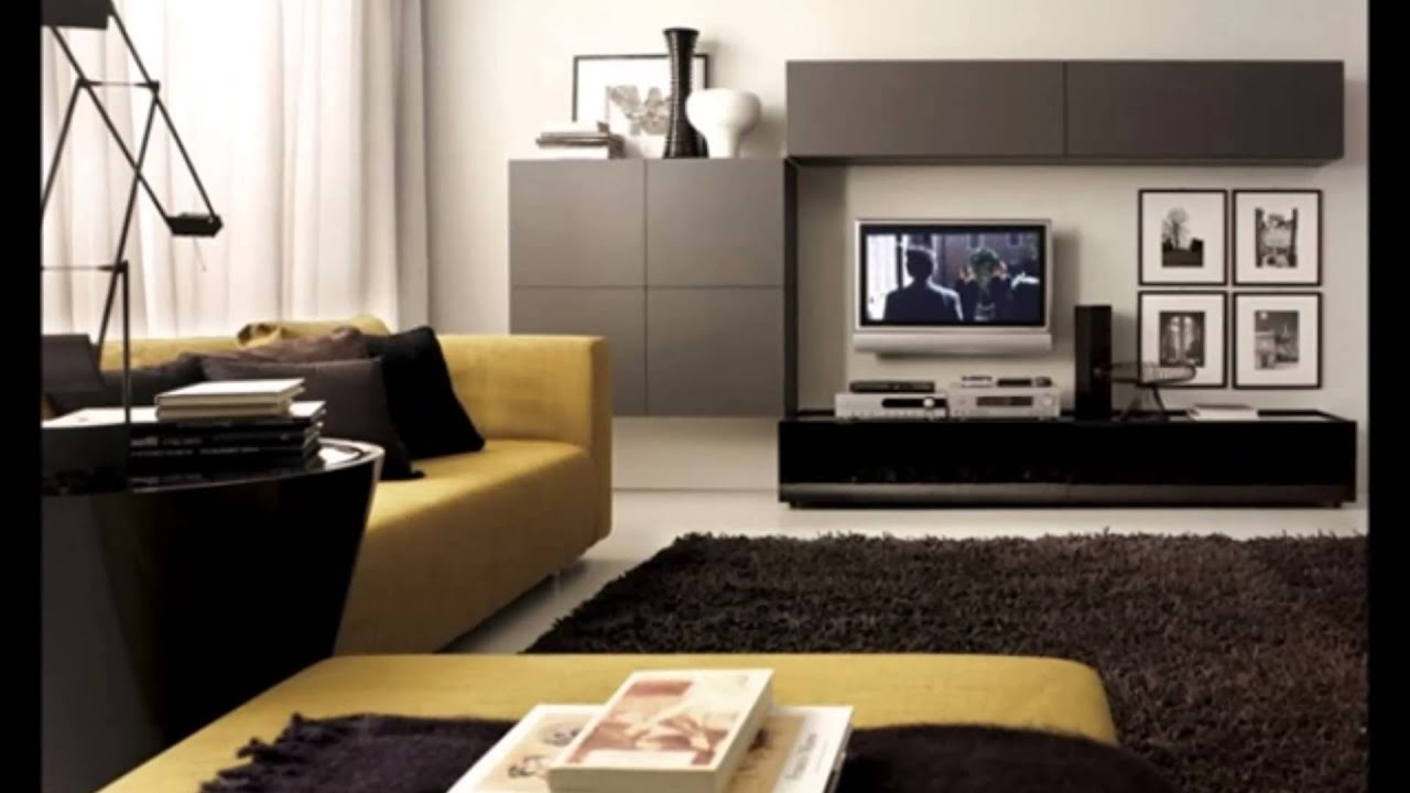 moderne wohnzimmer ideen youtube. Black Bedroom Furniture Sets. Home Design Ideas