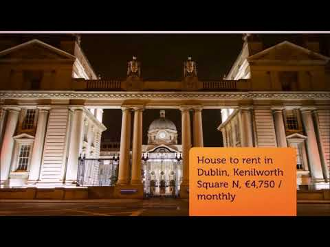 House to rent in Dublin, Kenilworth Square N, €4,750 / monthly