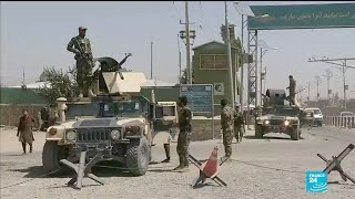 "Ghazni a ""ghost town"" after five days of fighting."