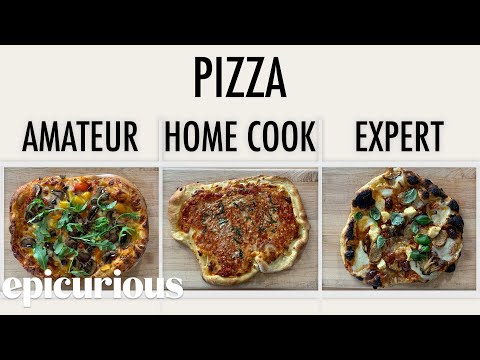 4 Levels of Pizza: Amateur to Food Scientist | Epicurious