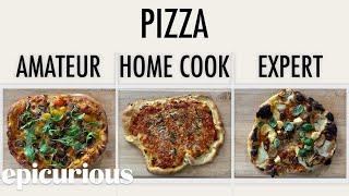 4 Levels of Pizza: Amateur to Food Scientist   Epicurious