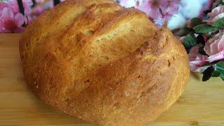 Домашний Овсяный хлеб.