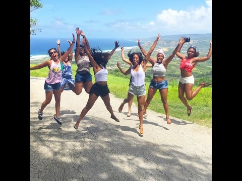 Travel Vlog: BARBADOS Girls Trip (part 2)