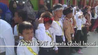 SDIT Ajimutu Global Insani Menjadi Tuan Rumah FLS2N Kec Tambun Utara Tahun 2018