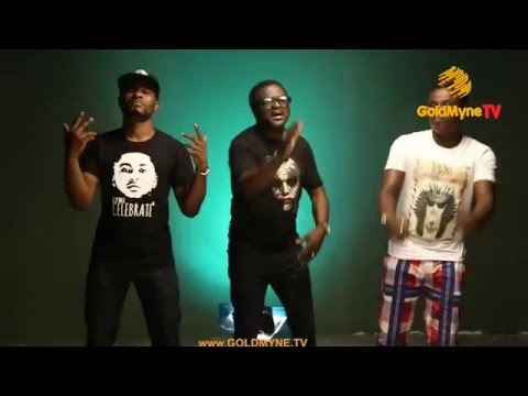 OBESERE AND OLAMIDE SHOOT VIDEO FOR COLLABORATIVE EFFORT,