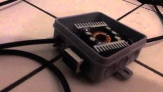 Raspberry PI running on battery charged by solar panel