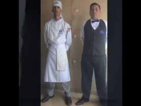 Correcto uso del uniforme de cocina y de servicio youtube - Uniformes de cocina ...