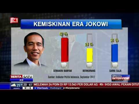Special Interview with Claudius Boekan: Jokowi: Saya Fokus Kerja # 4