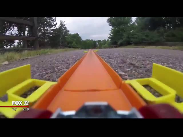 Hot Wheels Go Pro