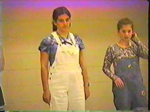 Bret Harte Elementary School   Class of 1995   Mt Misery and Graduation Video