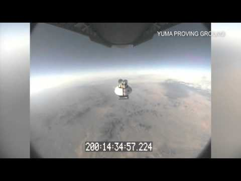 Yuma Proving Ground Meteorology helps testing