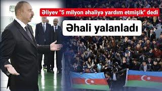 """""""Qazanc üçün hanbal bazarına gedirik, onu da qoymurlar"""" - Bakı əhalisi"""