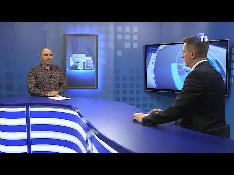 Гость в студии.  Максим Шевченко.