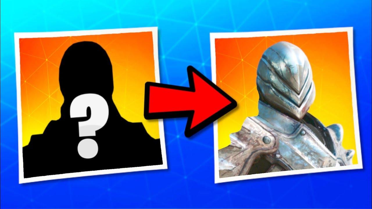 fortnite snowfallskin revealed - fortnite season 8 mystery skin leak