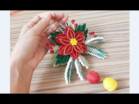 Paper Quilling: How to Make Quilled Butterflies and Flowers
