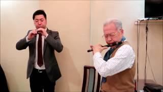 "雅楽「越天楽」 Japabese Ancient Court Music ""Etenraku"""