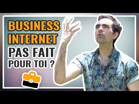 🚫 Dans quels cas le business Internet n'est PAS FAIT POUR TOI ?