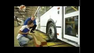 все о легендарном автобусе ЛиАЗ