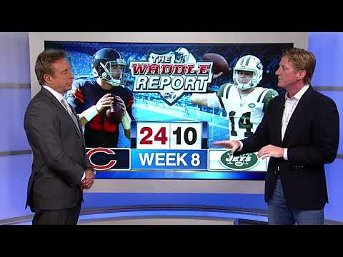 Waddle's World: Bears beat Jets, 24-10