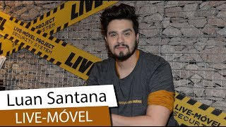 Baixar Luan Santana fala sobre qualidade no lançamento de Live Móvel (2018)
