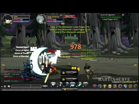 AQW jkor live stream: New EVENT farming for barghest pets!