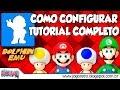 Como configurar o Dolphin 5.0 / Emulador de Nintendo Wii e GameCube para PC - TUTORIAL COMPLETO