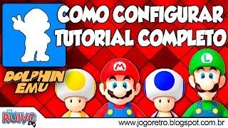 Como configurar o Dolphin 5.0 - Emulador de Nintendo Wii e GameCube para PC (TUTORIAL COMPLETO)