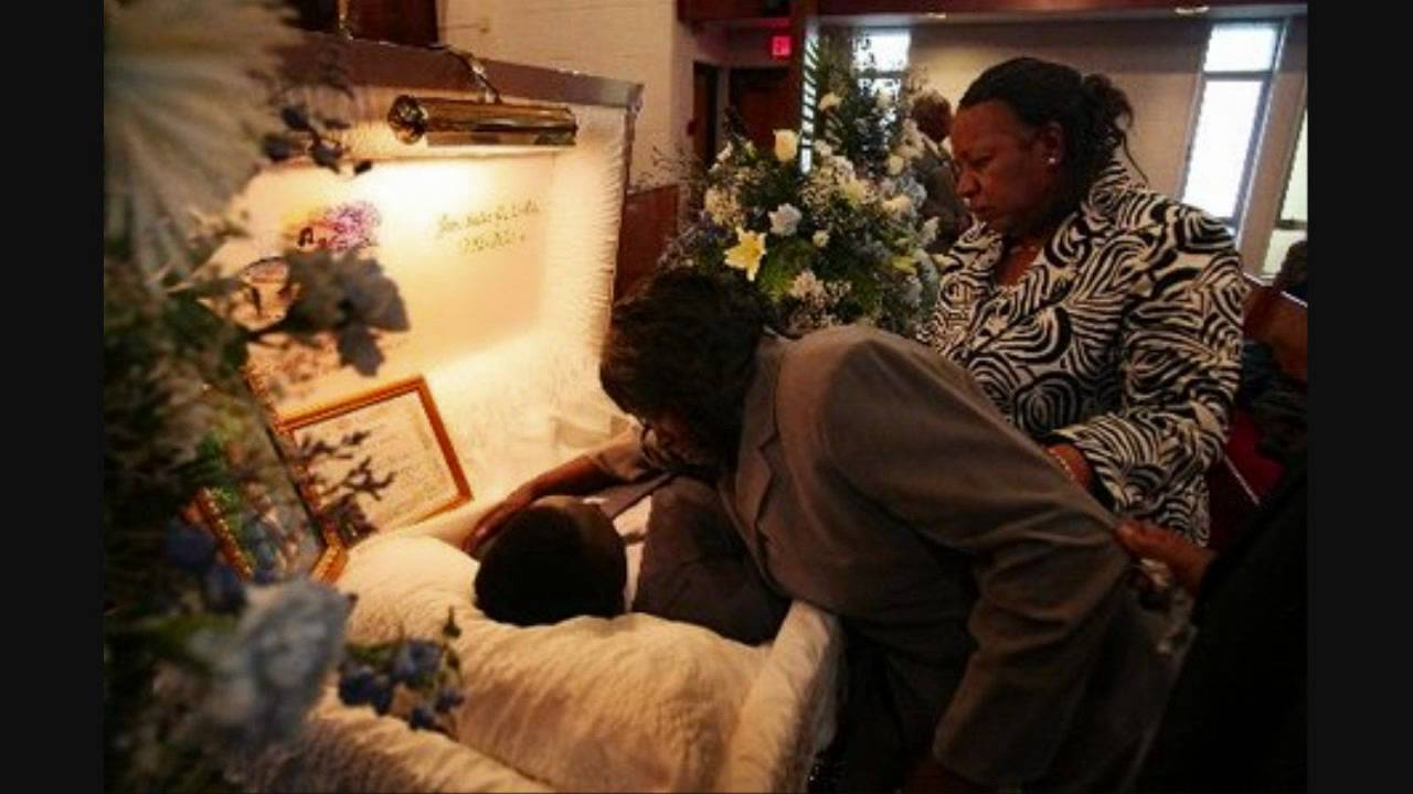 The Gallery For Gt Steve Mcnair Open Casket