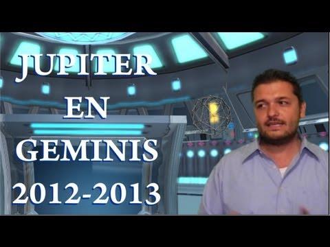 Jupiter en Geminis 2012- 2013