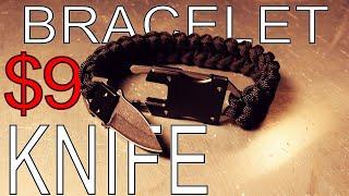 NAT Knife Review | Bracelet Knife