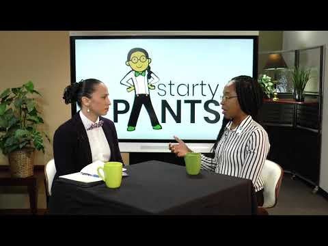 Starty Pants Episode 9 - Michelle Samuel, Founder and President of SLUDTERA